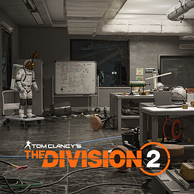 Misc - Space Administration HQ - Tom Clancy's The Division2