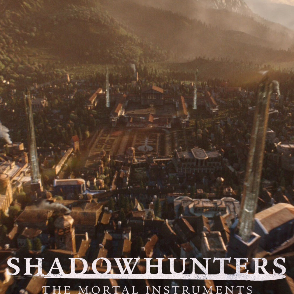 Shadowhunters - Season 3 - Episode 1 - City