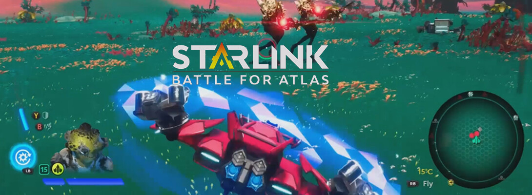 VFX Reel - Starlink: Battle for Atlas
