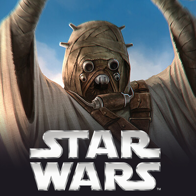 Star Wars: Imperial Assault - Tusken Raiders