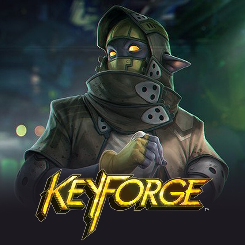 KeyForge - Duskrunner