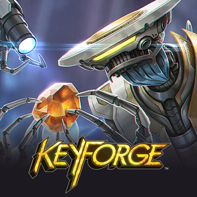 KeyForge - Veylan Analyst