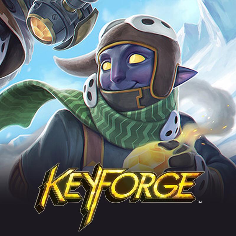 KeyForge - Aember Wonderland