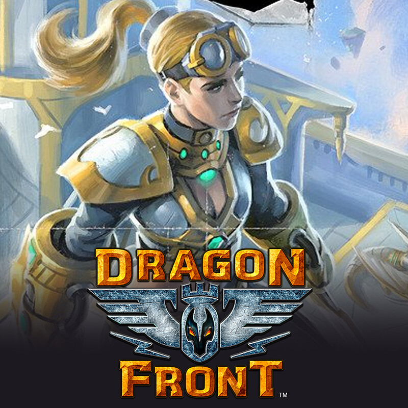 Dragon Front - Essence Conquest Story Illustrations