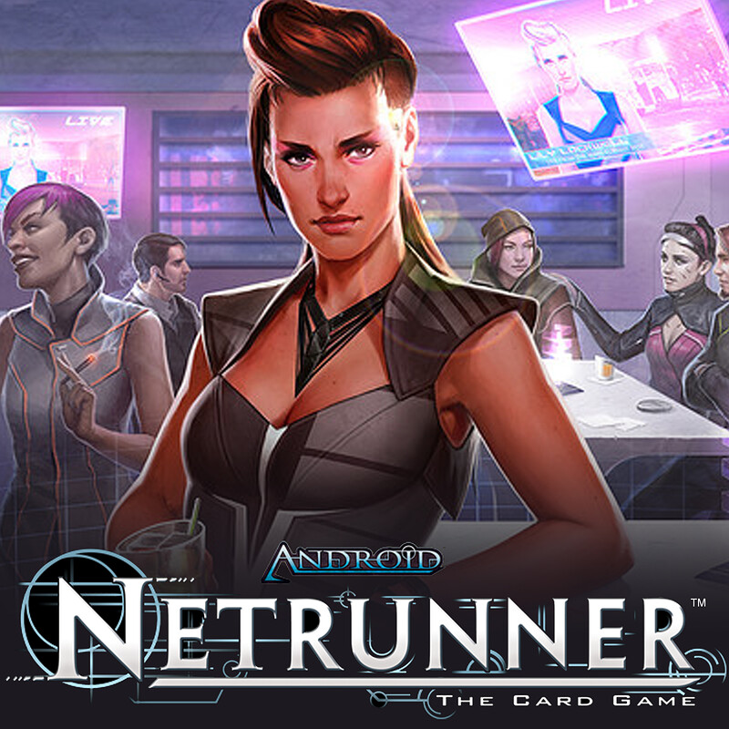 Android: Netrunner - Lily Lockwell