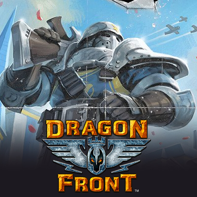 Dragon Front - Scales Conquest Story Illustrations