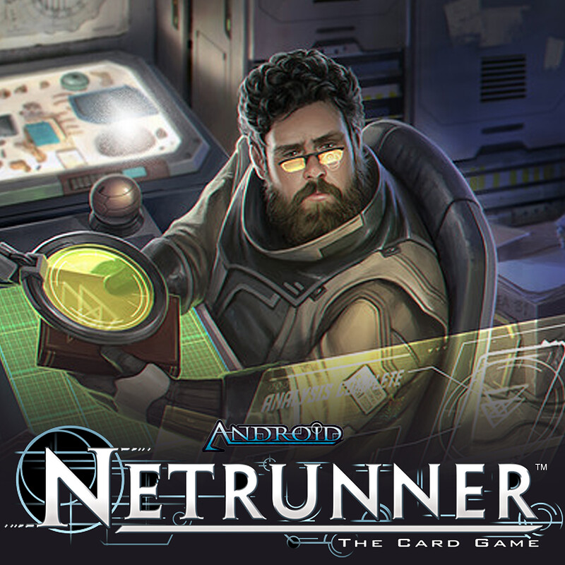 Android: Netrunner - The Archivist