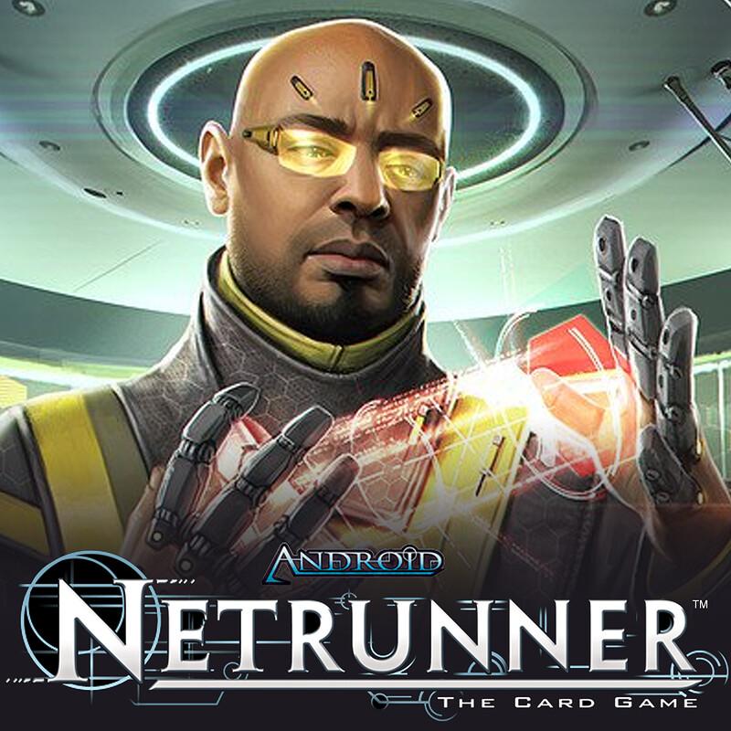Android: Netrunner - Mason Bellamy