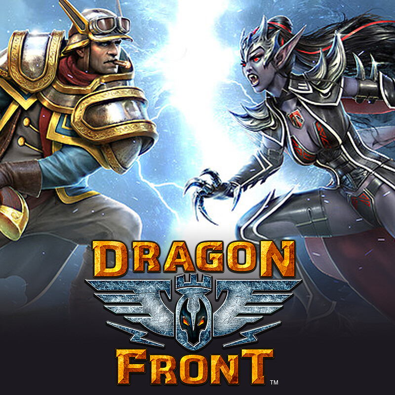 Dragon Front - Marketing Illustrations