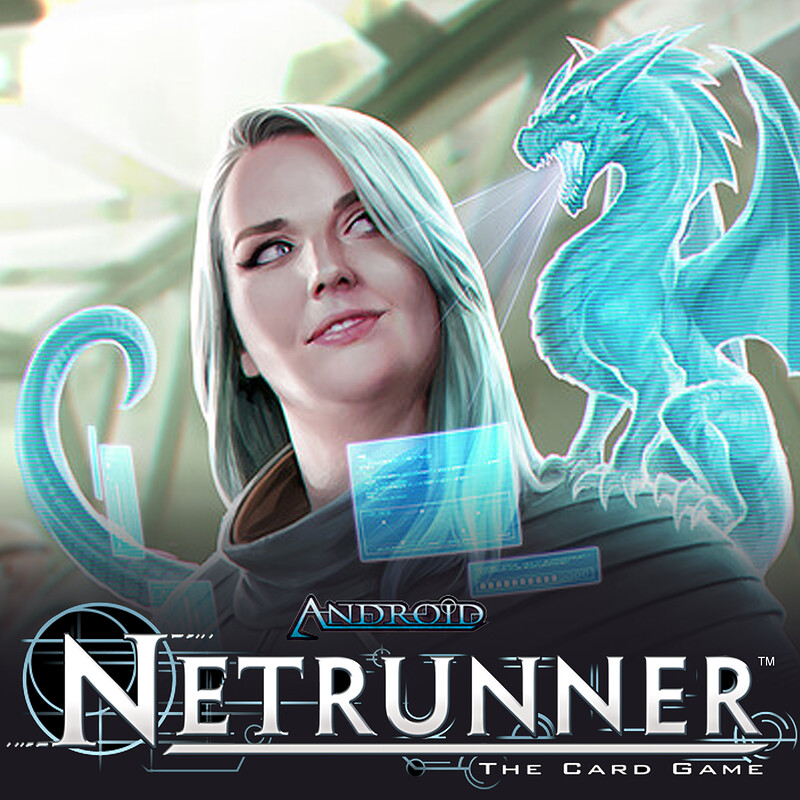 Android: Netrunner - Arella Salvatore