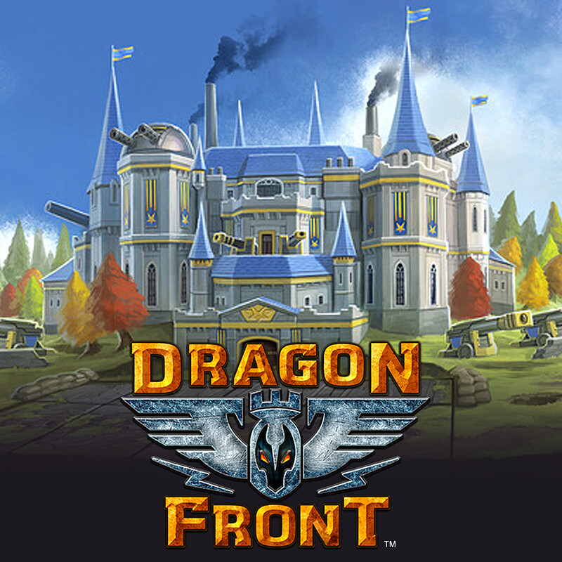 Dragon Front - Environment Concept Art