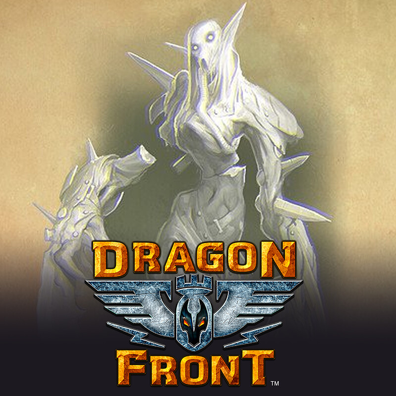 Dragon Front - Silence Character Concepts