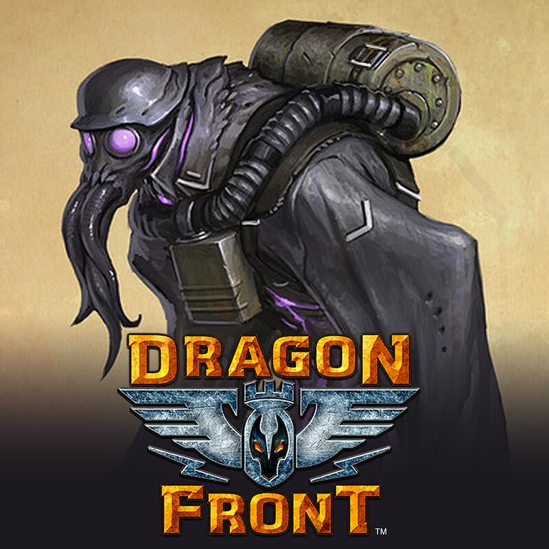 Dragon Front - Delirium Character Concepts