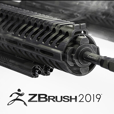 ZBrush 2019 Beta tests - /// CA-DMR 001 Concept Design