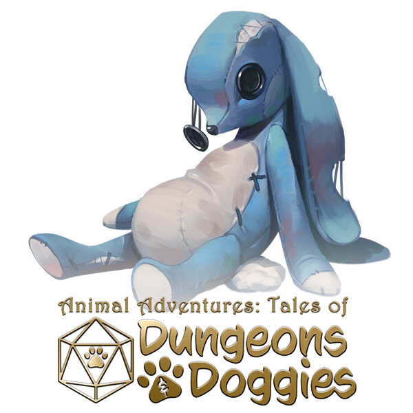 Dungeons and Doggies: Misc Props