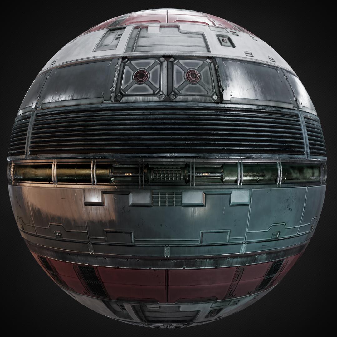 Sci-Fi Trim: Beta