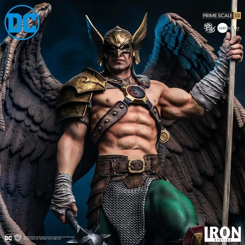Hawkman Prime Scale 1/3 - Iron Studios