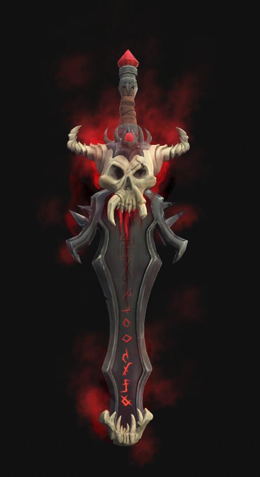 Skull Blade