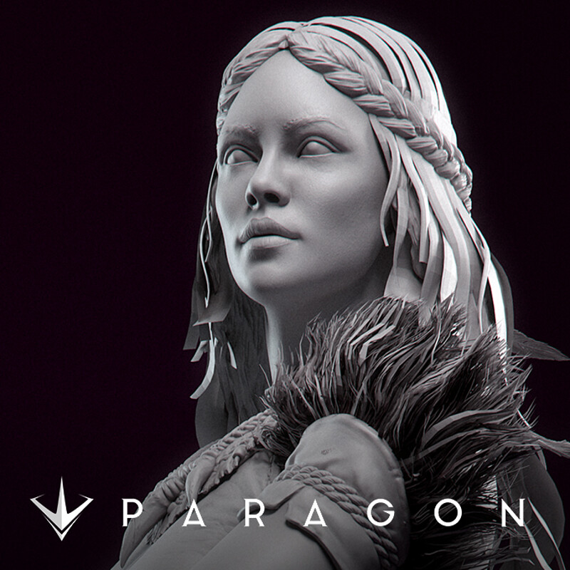 Paragon Sparrow Zechin Huntress
