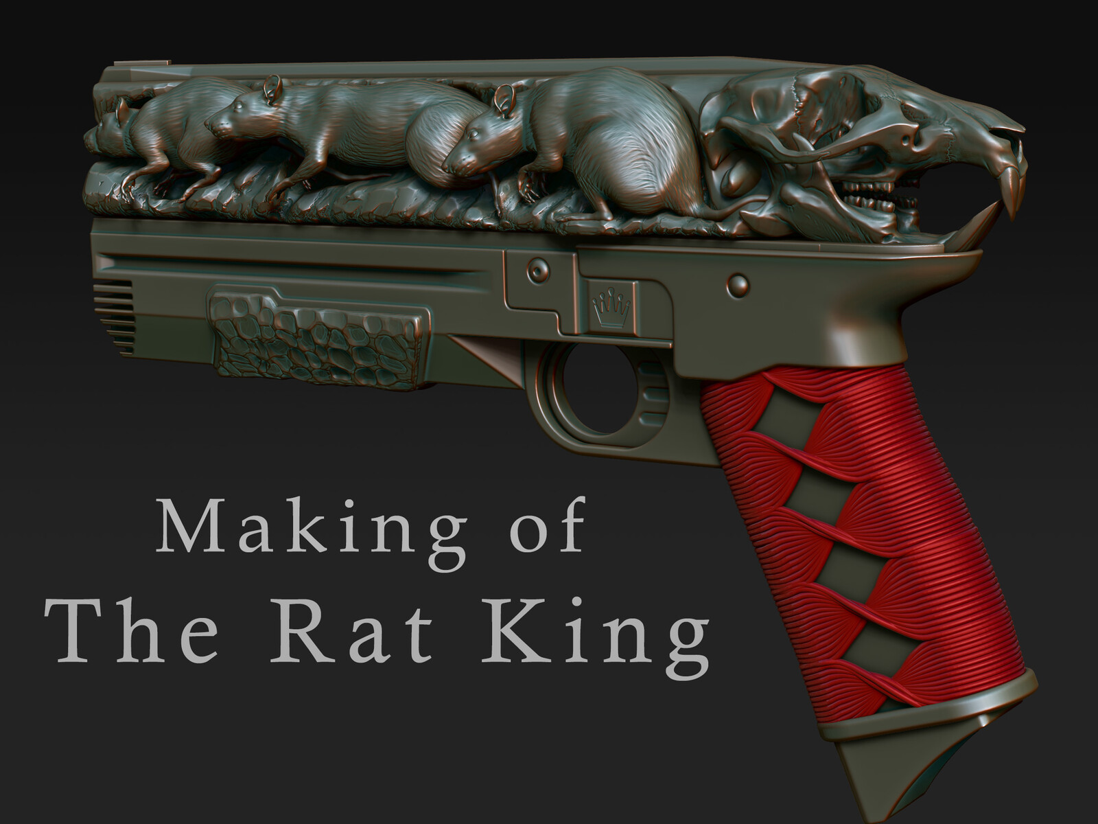 Making of The Rat King