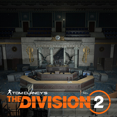 James meader the division 2 thumbnail