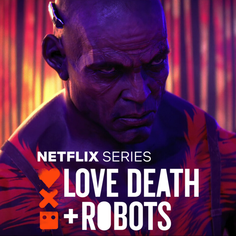 Love, Death & Robots: Sonnies Edge