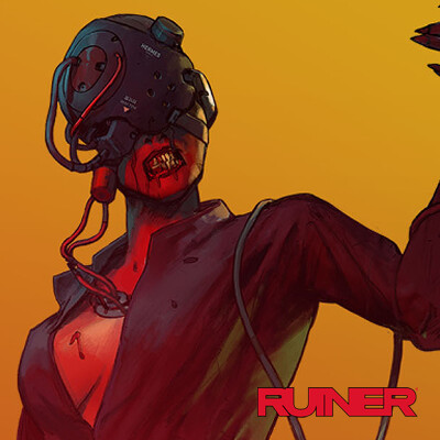 RUINER Drained Hosts