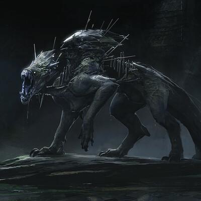 Creature Design - Shelved project