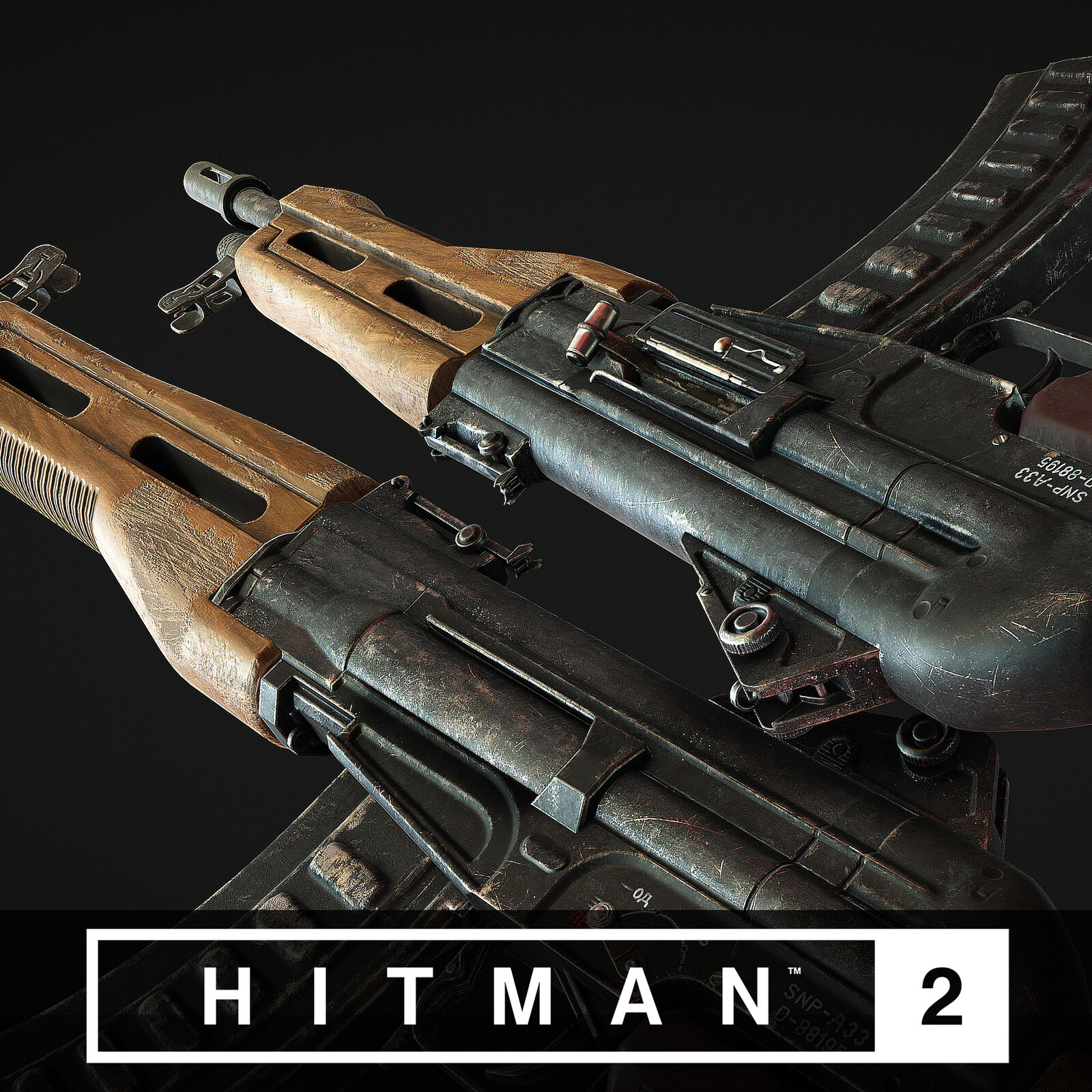 Hitman 2 Shashka A33