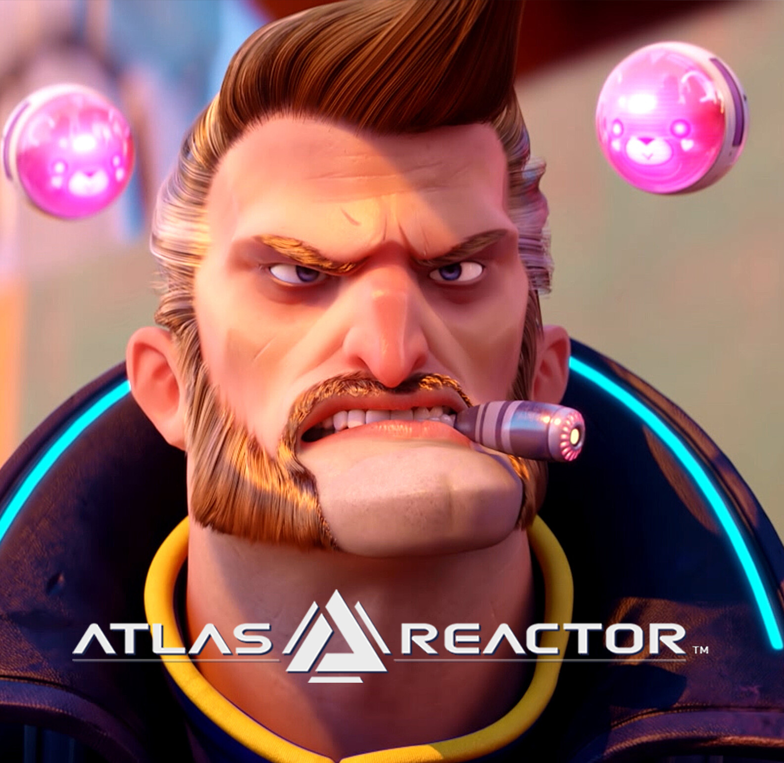 "ATLAS REACTOR ""LOCKWOOD"""