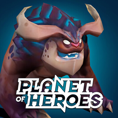 Planet of Heroes: Bear 3D Animation