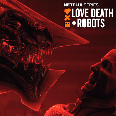 Love, Death + Robots: Sonnie's Edge
