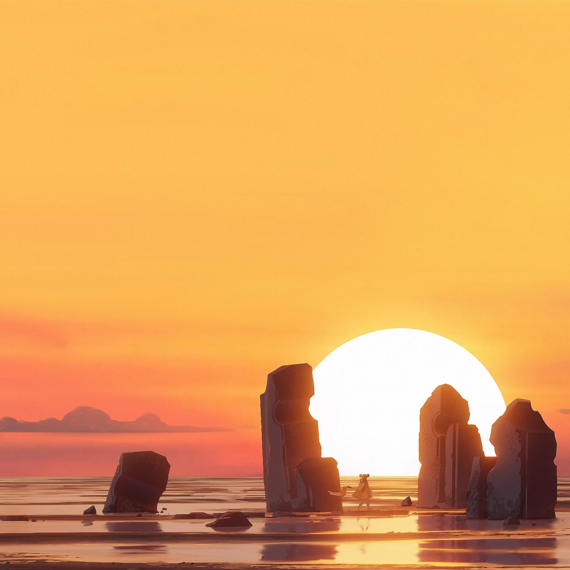 Forgotten Sunset