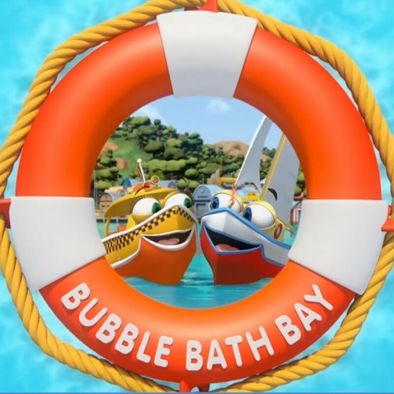 Sydney Sailboat | Bubble Bath Bay