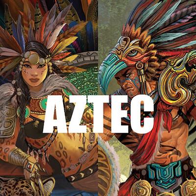 Sax irfan aztec