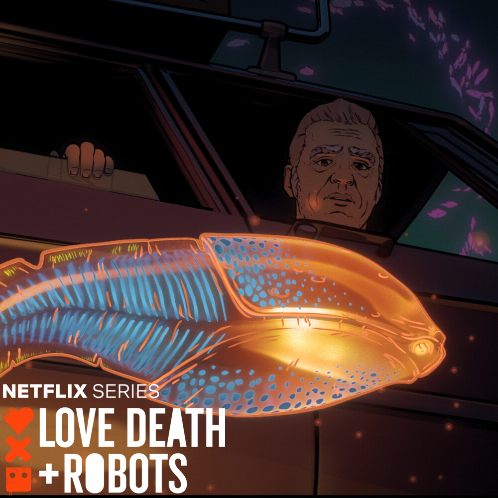 Love Death + Robots - Fish Night