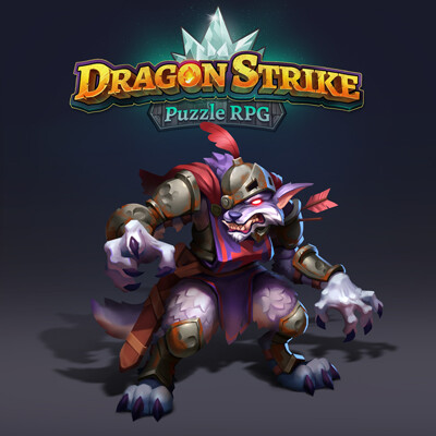 Dragon Strike | Black Enemies