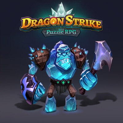 Dragon Strike | Blue Enemies