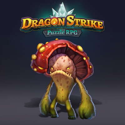Dragon Strike | Green Enemies