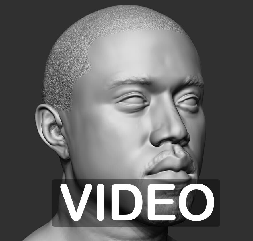 Kanye West Speed Sculpt 1hr 10mins