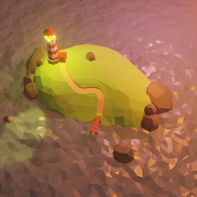 Izzy stijn lighthouse render 3
