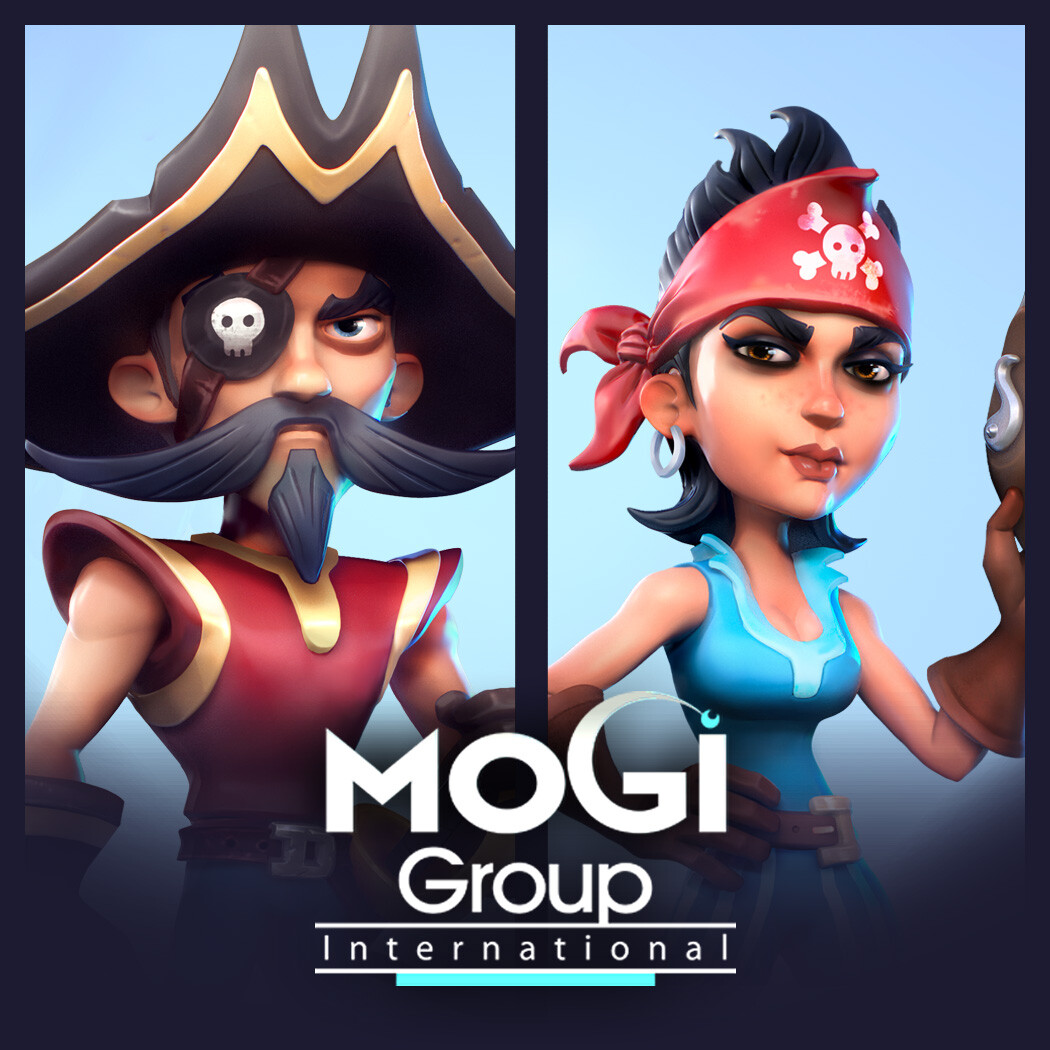 Pirates - Mogi Group