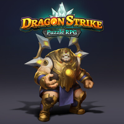 Dragon Strike | White Enemies
