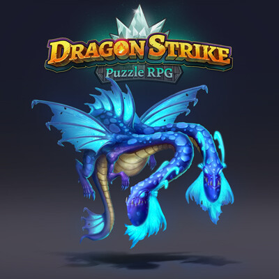Dragon Strike | Blue Dragons