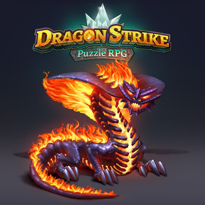 Dragon Strike | Red Dragons