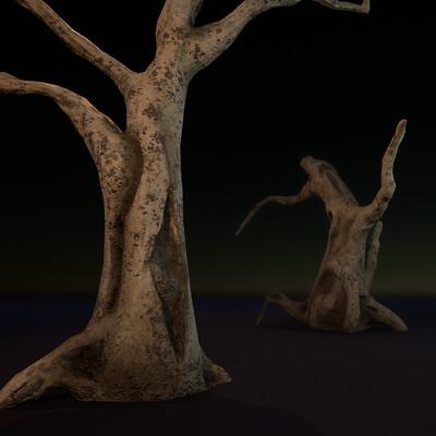 Arkadiusz zygarlicki dex trees 04