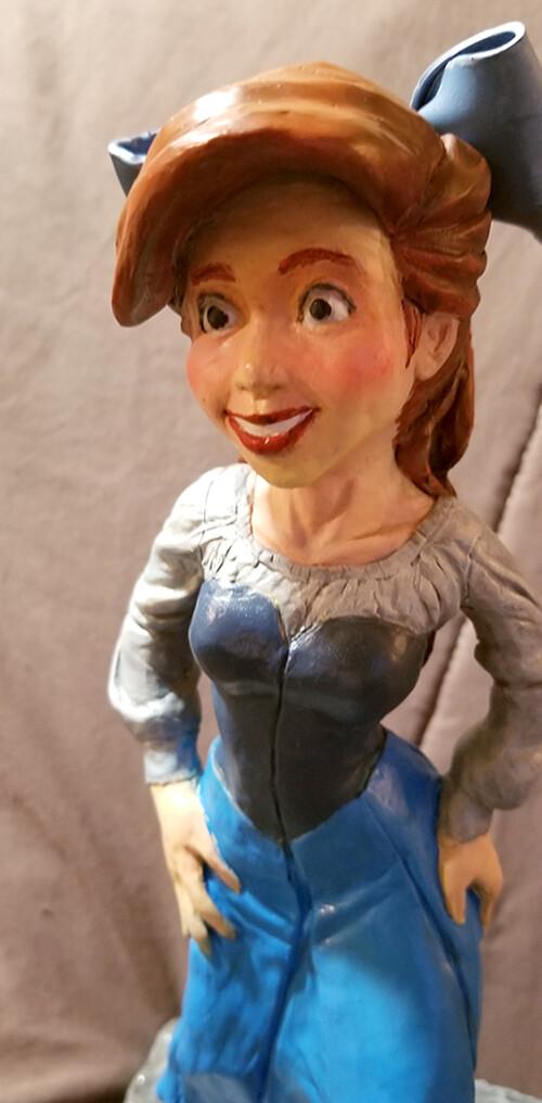 Disney's Ariel Maquette
