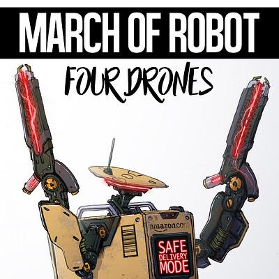 Josh matts 4drones