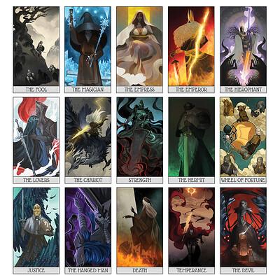 Stef tastan grid all cards