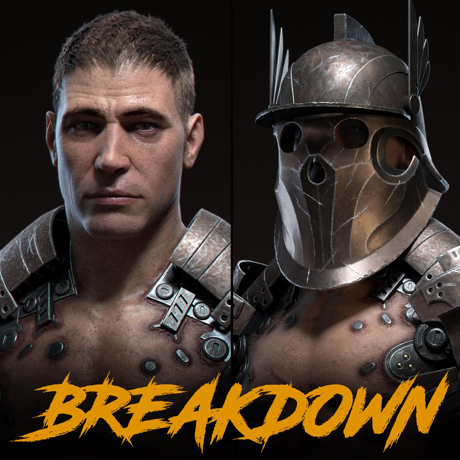 Space Gladiator Breakdown